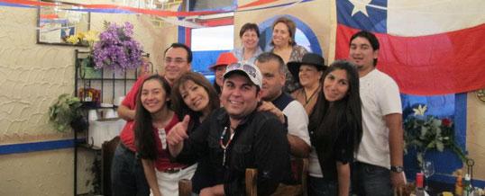 ¡Feliz 18! Happy Indepence Day, Chile!
